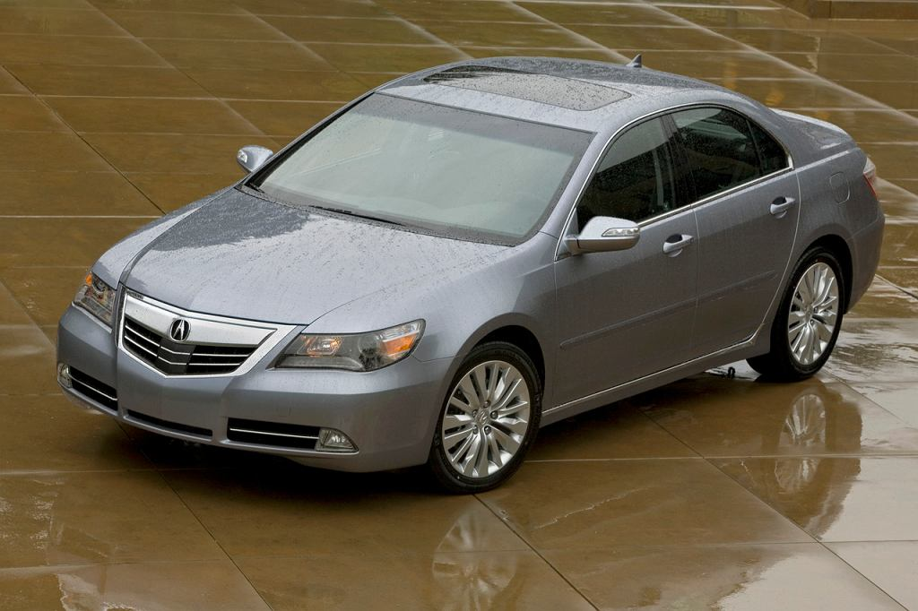 Acura RL 2011 (face-lifting)