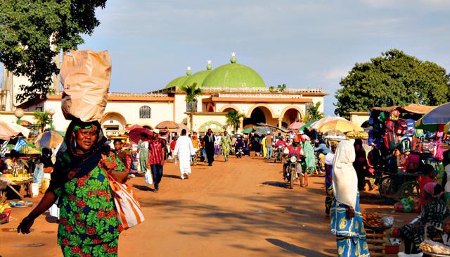 Kamerun - Foumban