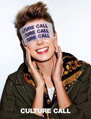 Agyness Deyn w kampanii Culture Call - wiosna 2011