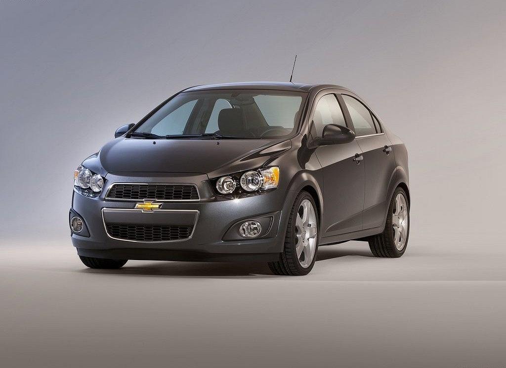 Chevrolet Sonic (2011)