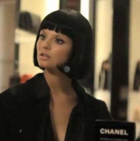 Window World - film Karla Lagerfelda