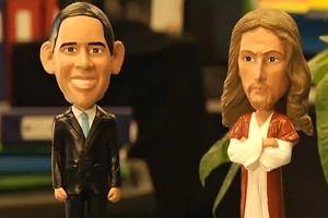 Obama i Jezus