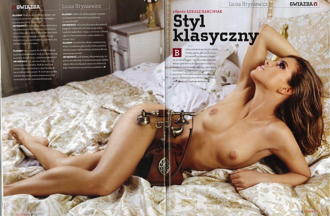 luiza hryniewicz