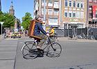 Jak przewieźć na rowerze duże przedmioty