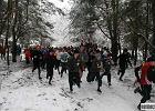 Górskie bieganie w Falenicy