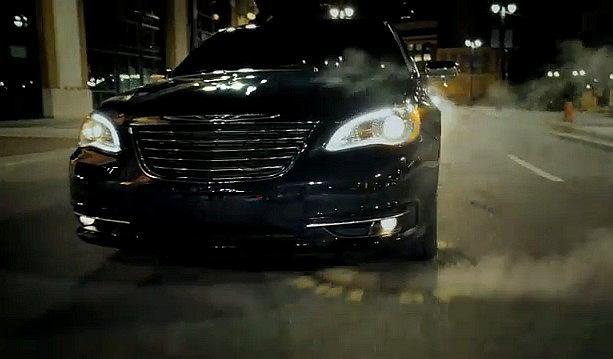 Chrysler 200 i Eminem