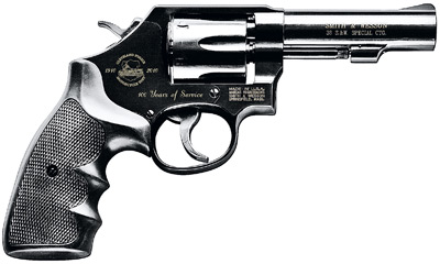 rewolwer, smith & wesson