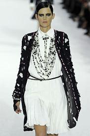 Chanel wiosna/lato 2011