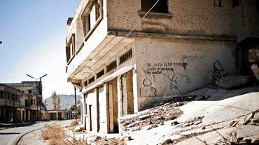 Grudzień 2010 r.,Wzgórza Golan