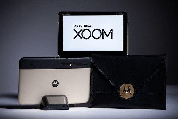 Oskarowa Motorola Xoom