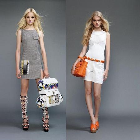 Kolekcja torebek Versace (wiosna/lato 2011)