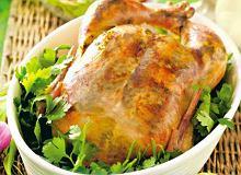 Kurczak pieczony w maśle ziołowym - ugotuj