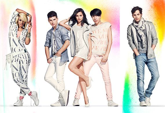 HM, Fashion Against AIDS, wiosna 2011