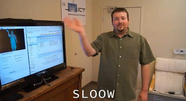 Gmail Motion w akcji