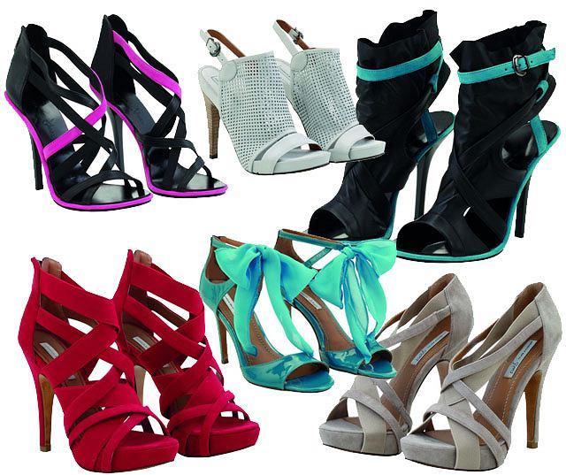 Tosca Blu, obuwie wiosna/lato 2011