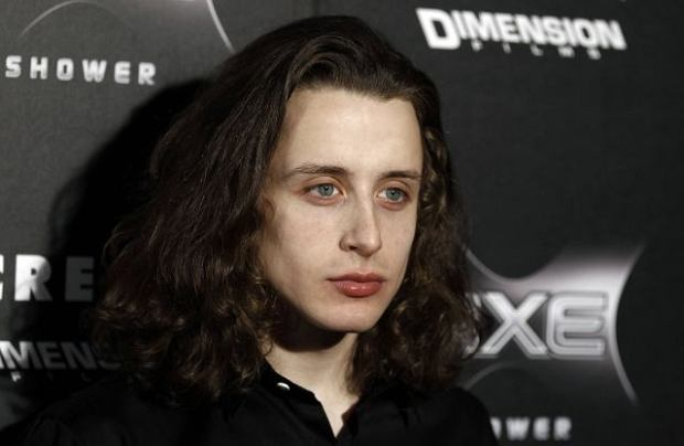 """Cast member Rory Culkin arrives at the premiere of """"Scream 4"""" in Los Angeles on Monday, April 11, 2011.  """"Scream 4"""" opens in theaters April 15.  (AP Photo/Matt Sayles)"""