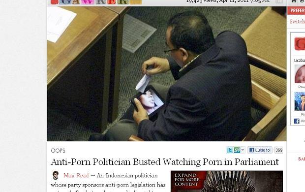 Polityk