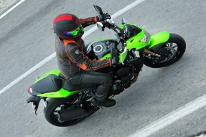 Kawasaki Z 750R. W drodze do perfekcji | Za kierownicą
