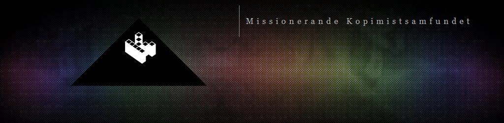 Logo Kościoła Kopimism