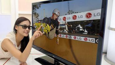 Olimpiada w Londynie i Euro 2012 zwiększą sprzedaż telewizorów 3D