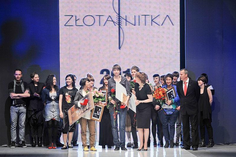 Złota Nitka 2011, zwycięska kolekcja Agnieszki Kowalskiej