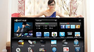 75 cali 3D od Samsunga