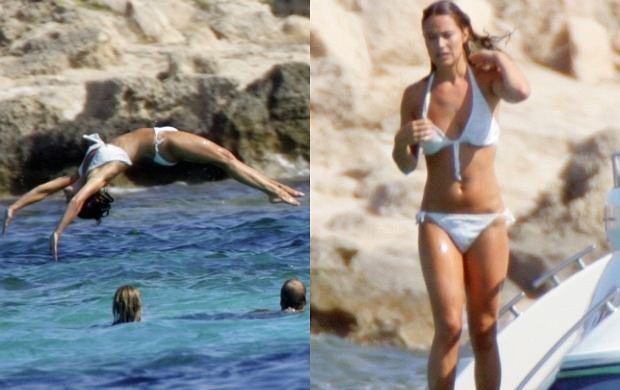 Pippa Middleton spędziła cudowne wakacje na Ibizie w towarzystwie siostry - księżnej Kate, księcia Williama i przyjaciół. W bikini wygląda zjawiskowo.