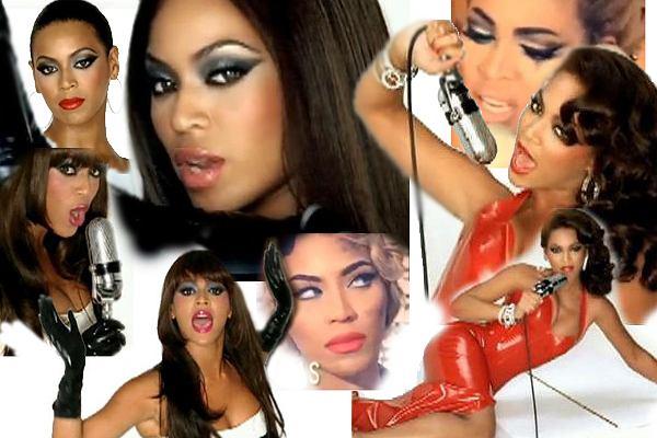 Beyonce i jej najlepsze charakteryzacje  zteledysków