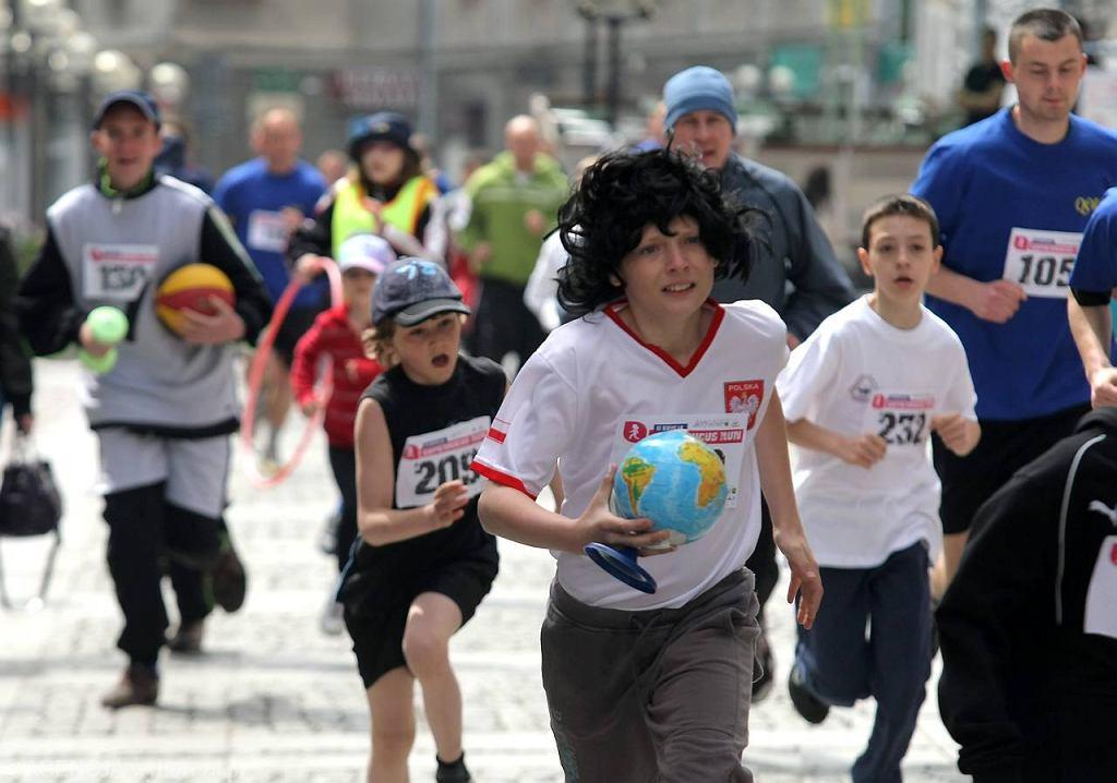 Copernicus Run to wspaniała zabawa