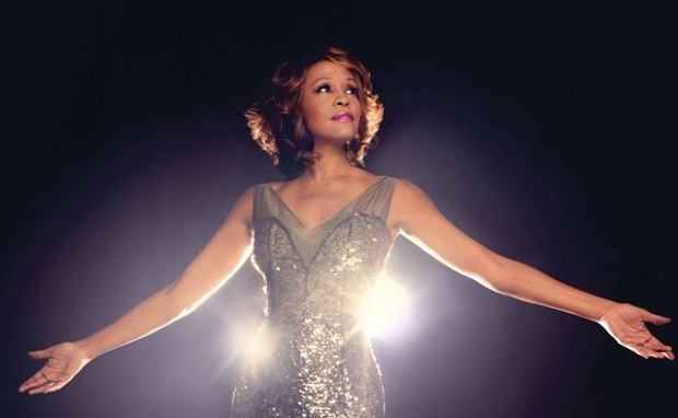 Whitney Houston, mat. prasowe