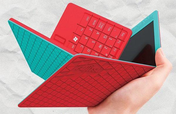 Flexbook to zarówno laptop jak i tablet i czytnik e-booków