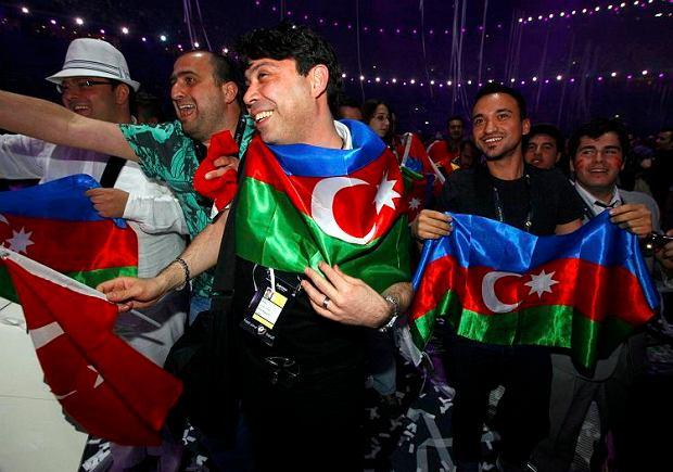 Zdjęcie numer 4 w galerii - Azerbejdżan świętuje zwycięstwo na Eurowizji