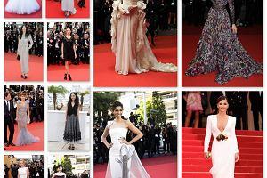 Najlepsze kreacje z 3,4 i 5 dnia Cannes