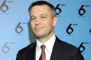 Michał Żebrowski.