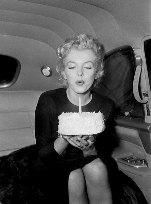 Urodziny Marylin Monroe