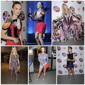 Najciekawsze stylizacje gwiazd na koncercie TOP Trendy 2011