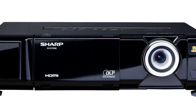Projektor 3D Sharp XV-Z17000 już w Polsce