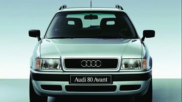 Audi 80 Avant (1992-1995)