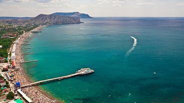 Krym. Południowe wybrzeże