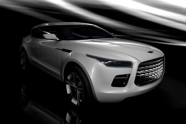 Aston Martin Lagonda Concept (2009)