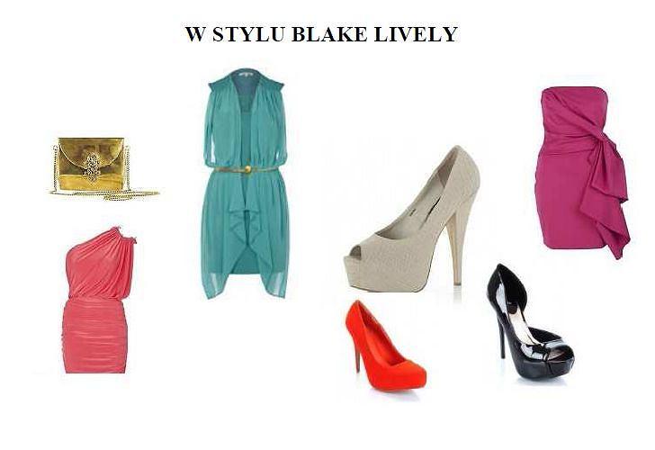 W stylu Blake Lively