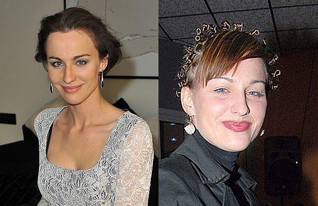 Znana aktorka Maja Hirsch pojawiła się na imprezie Evy Minge, która prezentowała nowe trendy w wzornictwie. Maja wyglądała przepięknie. Czy to przez dietę?