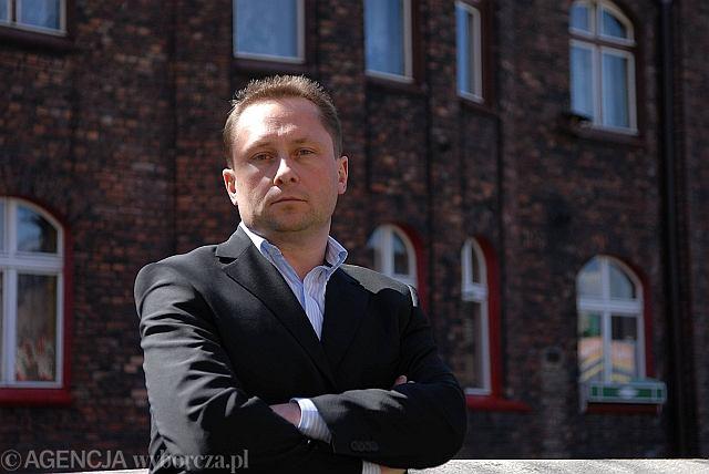 Kamil Durczok, były redaktor naczelny