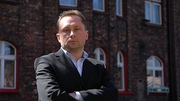 """Kamil Durczok, były redaktor naczelny """"Faktów"""" TVN"""