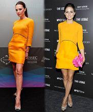Która lepiej: Victoria Beckham czy Olivia Palermo?