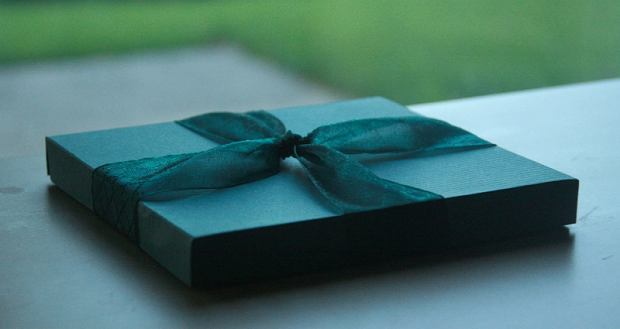 Zrób to sam: dekoracyjne pudełka na prezenty