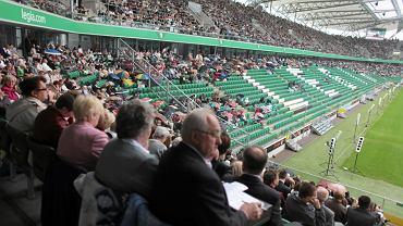 ongres Świadków Jehowy na stadionie Legii.