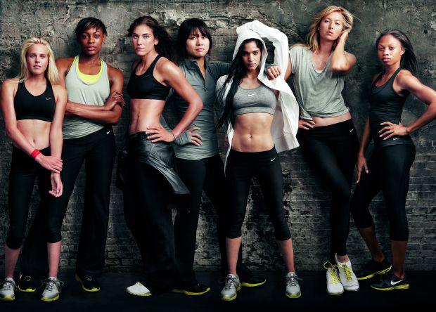 Nike Make Yourself Team