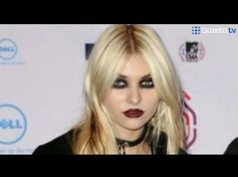 Makijaże w stylu gwiazd: Taylor Momsen