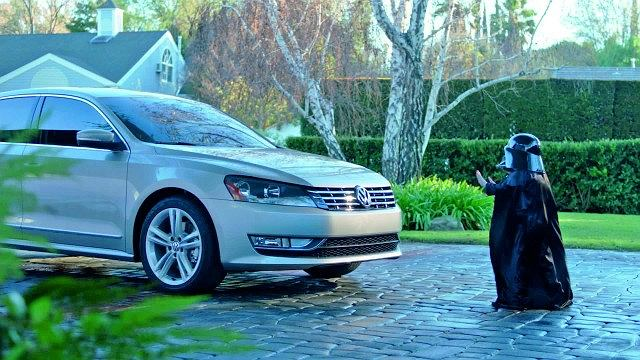 Reklama Volkswagena